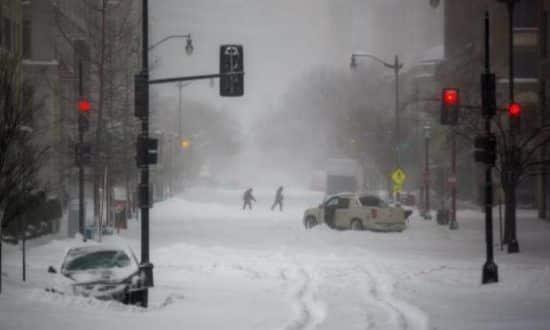Ao menos 50 milhões de pessoas foram afetadas pela nevasca