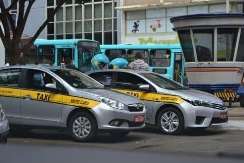 Montes Claros - Prazo para inspeção veicular de táxis é prorrogado