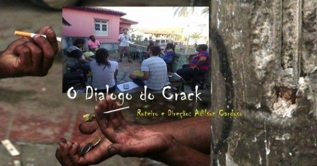 """O Diretor Adilson Cardoso e atores falam sobre a Curta-metragem """"O diálogo do Crack'"""