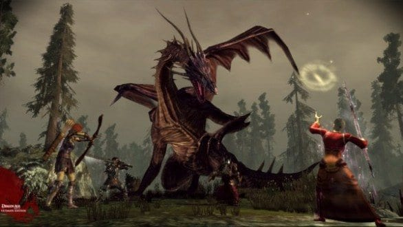 """DRAGON AGE: ORIGINS"" é oferecido de graça no PlayStation Plus"