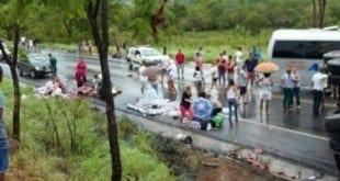 MG - São registradas 56 mortes nas rodovias mineiras nos feriados prolongados de fim de ano