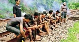 Na região de Resplendor, ainda vivem cerca de 300 índios Krenak