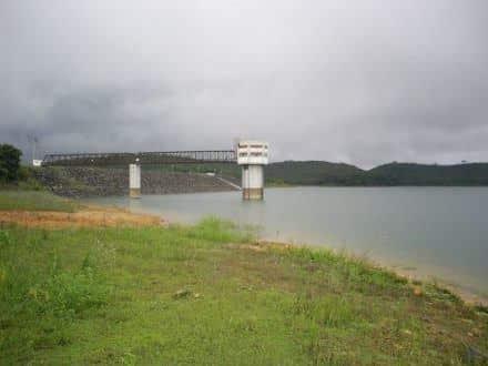 Responsável por 70% do abastecimento de Montes Claros, a barragem de está atualmente com 22% da sua capacidade total