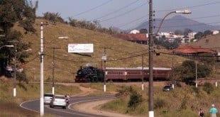Turismo - Governo do Minas viabiliza implementação de trem turístico em Poços de Caldas
