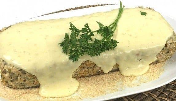 Gastronomia - Receita de Torta de frango com vegetais