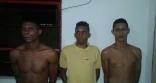 Montes Claros - PM preende três jovens por tráfico de drogas em Montes Claros
