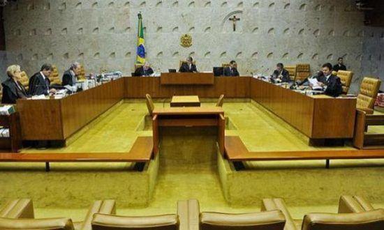 O julgamento foi interrompido e será retomado na semana que vem, com os votos dos quatro ministros que ainda não votaram.
