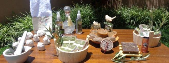 Além do azeite, a região da Serra da Mantiqueira produz cosméticos à base de azeite e de reutilização do resíduo da azeitona processada