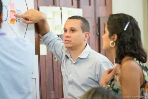Eduardo Loureiro usa o Design Thinking para grandes empresas e instituições em todo o país