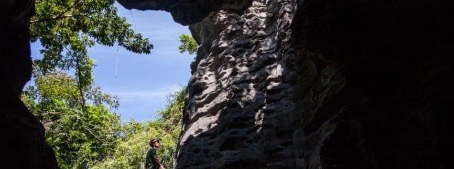 A capacidade é de 40 escaladores por dia