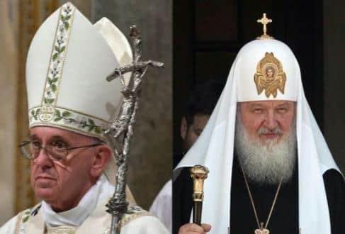 Antes, o papa fará uma escala na capital de Cuba, em um novo gesto de distensão dos conflitos seculares entre católicos e ortodoxos, para um encontro ecumênico com o patriarca Kiril