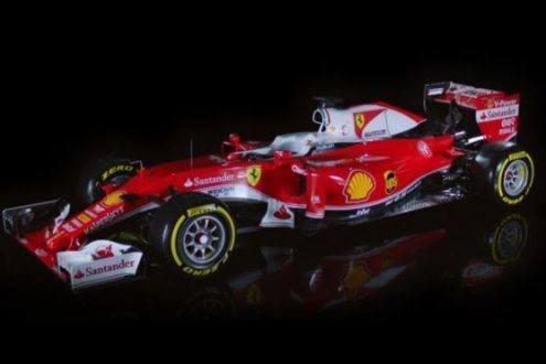Ferrari apresentou o modelo SF16-H para a temporada 2016