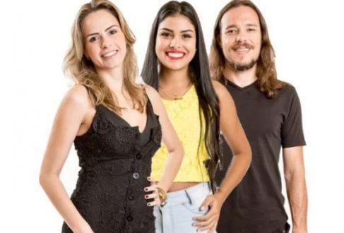 BBB 2016 - Ana Paula, Munik e Tamiel formam o primeiro Paredão triplo
