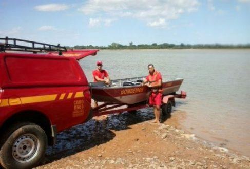 MG - 4 vítimas de afogamentos mobilizam Corpo de Bombeiros em Minas
