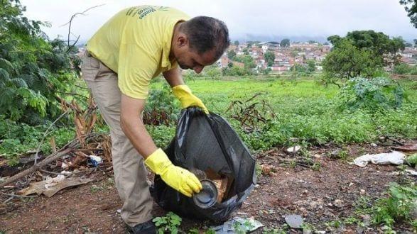 Montes Claros - A cidade de Montes Claros reforça ações de combate ao Aedes Aegypti