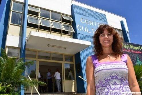 Cultura Moc - Berta Ribeiro assume direção do Centro Cultural de Montes Claros