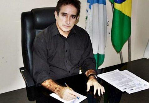 Enoch Campos, ex-prefeito de Jaíba – Foto: JTV São Francisco / Reprodução