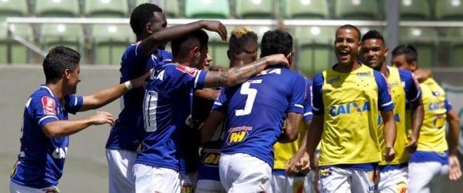 Campeonato Mineiro - Cruzeiro bate rival e reafirma a liderança
