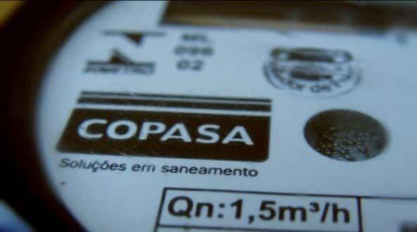 MG - Conta de água em Minas Gerais deve subir 10,18% em maio