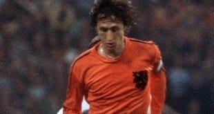 A batalha de Cruyff com o câncer foi rápida e a doença o atingiu de forma fulminante