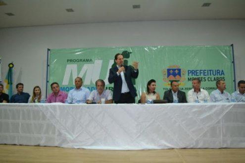 Montes Claros - Prefeitura de Montes Claros anuncia o maior pacote de  obras da história de Montes Claros - Foto Márcia Vieira