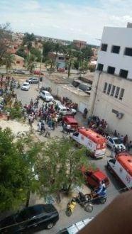Norte de Minas - Operário morre é outro fica ferido ao cair de um andaime em Janaúba