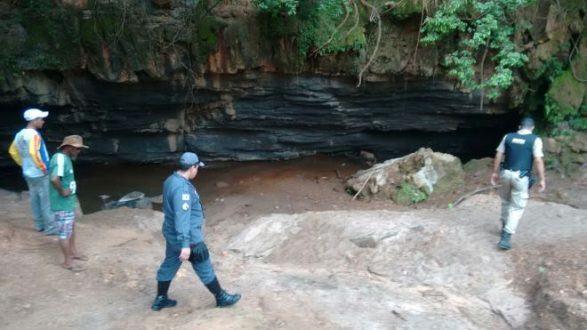 Norte de Minas - Bombeiros localizam corpo de vítima desaparecida em Miravânia