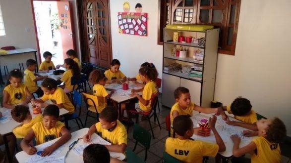 Montes Claros - LBV amplia atendimento a crianças e adolescentes em Montes Claros