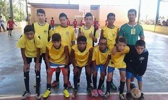 Norte de Minas - Estudantes de Brasília de Minas participam dos Jogos Escolares de Minas Gerais - Foto: Elson Lage