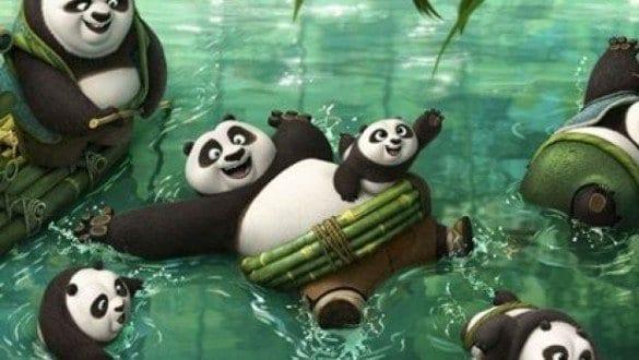 """Cinema - """"Kung Fu Panda 3"""" promete atrair bom público na estreia"""