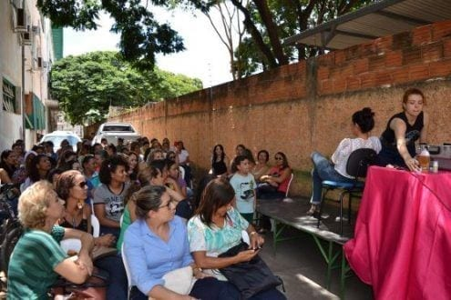 Montes Claros - Secretaria de Desenvolvimento Social promove almoço em homenagem às mulheres - Foto Daniel Moraes