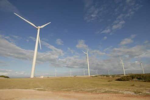 A Região do Norte de Minas se prepara para receber investimentos em energia eólica - Foto: Omar Freire/Imprensa MG