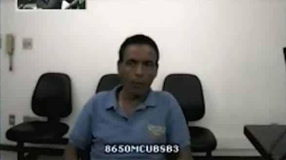 Veja vídeo de depoimento dado por capoteiro ouvido por engano pela Lava Jato