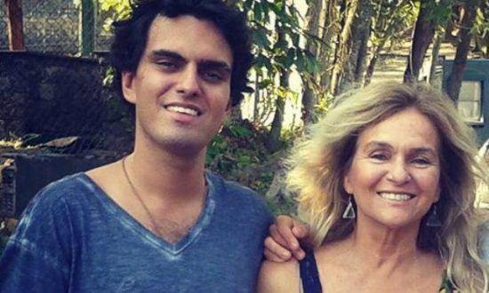 Mãe de Rian Brito desabafou nas redes sociais sobre especulações da morte do filho, após ser encontrado Foto: Facebook