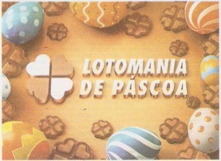 Lotomania de Páscoa promete r$ 30 milhões no fim de semana