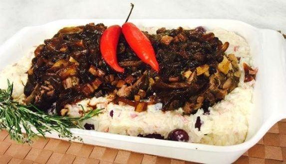 Gastronomia - Receita de Fraldinha com arroz de Palermo
