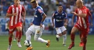 Campeonato Mineiro 2016 - Cruzeiro bate o Villa e se classifica