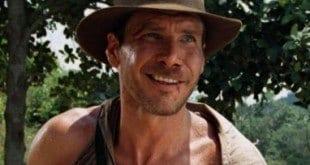 Ford entrou na pele de Indiana Jones pela primeira vez em 1981