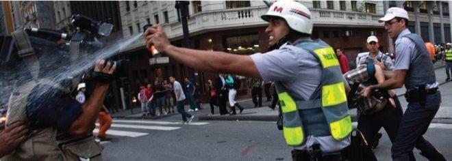 Violência contra jornalistas nas Américas aumentou em 2015, diz OEA