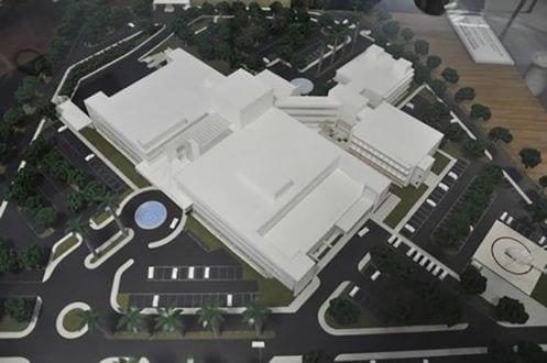 Projeto do Hospital do Trauma de Montes Claros, aprovado em 2014