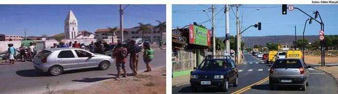Montes Claros - Semáforo acaba com o trevo dos acidentes nas avenidas São Judas e Nossa Senhora de Fátima