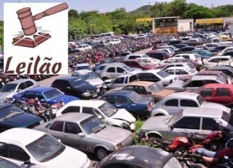 Norte de Minas - Detran realiza leilão de veículos em Mirabela