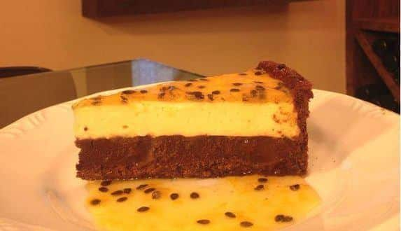 Gastronomia - Receita de Paixão de Adolescente, sobremesa com chocolate e maracujá!