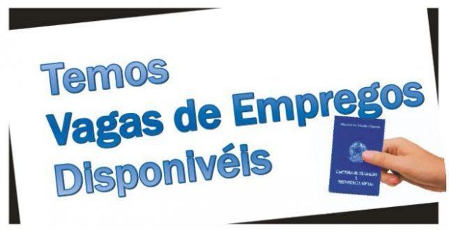 Emprego - Empresa de grande porte oferece vagas em Montes Claros