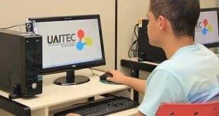 Vagas abertas para cursos nas unidades Uaitec do interior de Minas Gerais