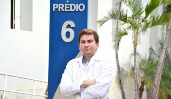 Professor Humberto Gabriel Rodrigues - Foto: Andrey Librelon