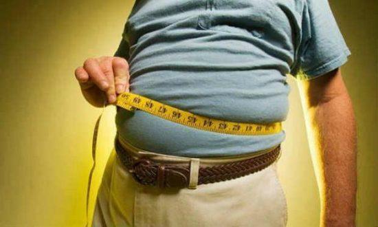 Pesquisas descobriram que os que possuíam uma cintura maior apresentaram problemas cardíacos
