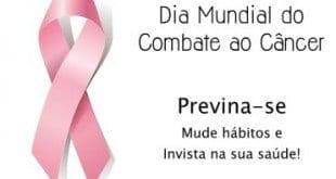 Saúde - Dia mundial de combate ao câncer reforça importância de exercícios físicos para prevenir a doença
