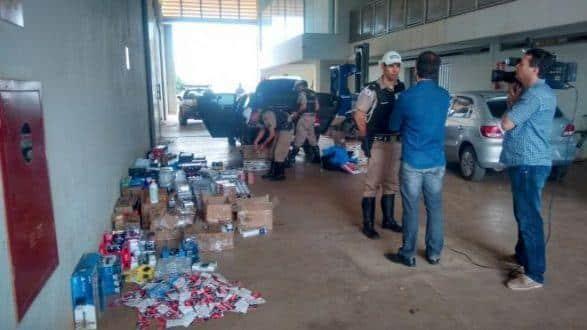 Norte de Minas - Polícia militar divulga resultado operação Alferes Tiradentes