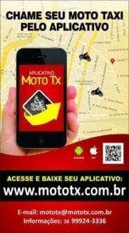 Aplicativo para Moto-Táxi e Moto Boy será lançado nesta segunda em Montes Claros
